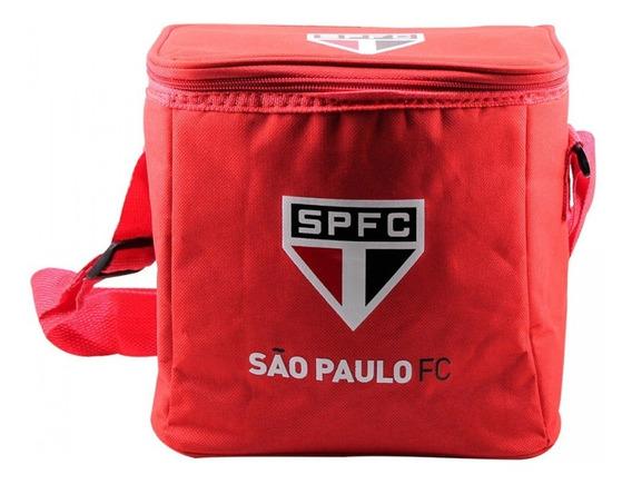 Bolsa Térmica Do São Paulo Spfc Presente Oficial Licenciado