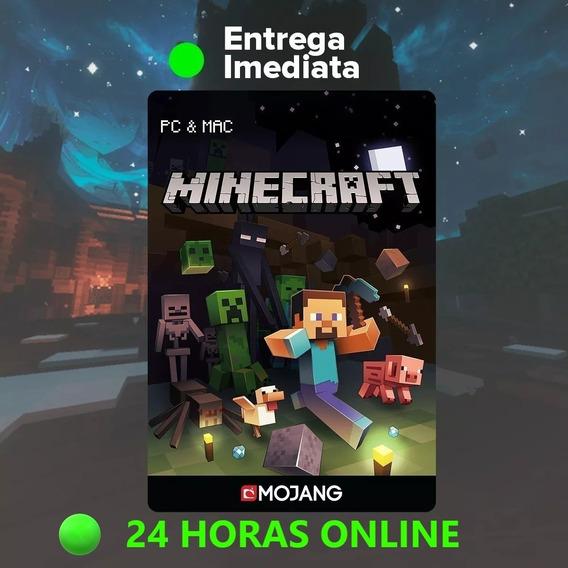 Key - Minecraft Original Java Edition Pc - Mojang