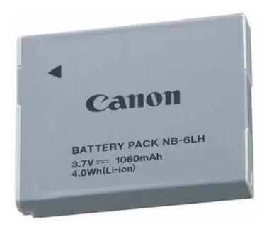 Bateria Canon Original Sx170is Sx510