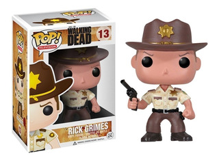 Funko Pop! Rick Grimes #13 The Walking Dead Original Stock