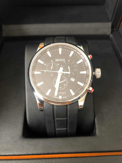 Relógio Mido Multifort - Usado.