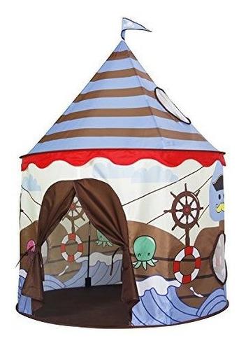 Homfu - Tienda De Campaña Para Niños, Diseño De Castillo