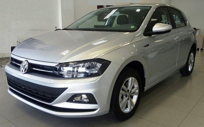 Polo 1.0 Tsi Highline Painel Digital 2020 0km