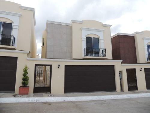 Se Vende Hermosa Casa Nueva Privada Francesco En Verona Residencial