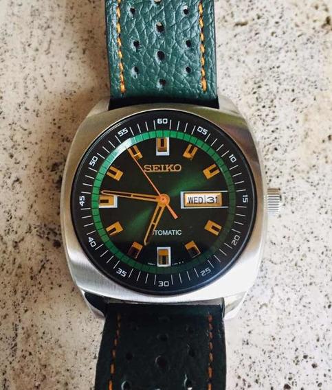 Relógio Seiko Recraft Automático Novo