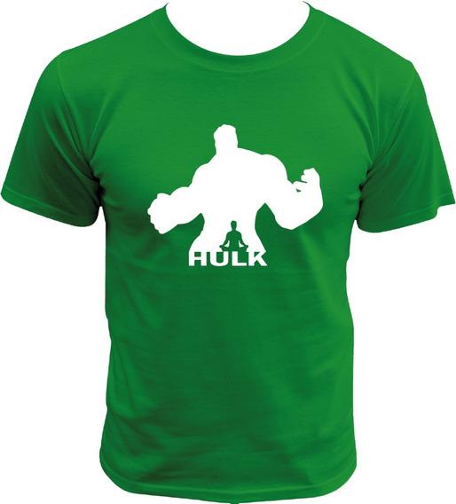 Playera Hulk Avengers Endgame Bruce Banner Increible Hulk