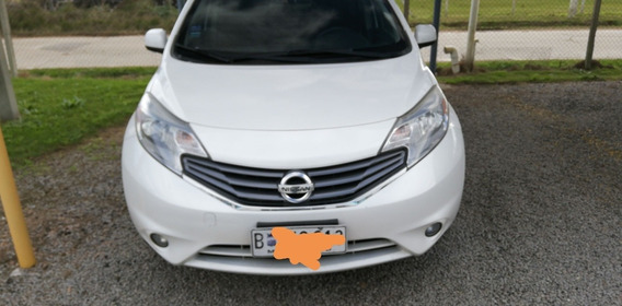 Nissan Note Advance Liquido Por Permuta