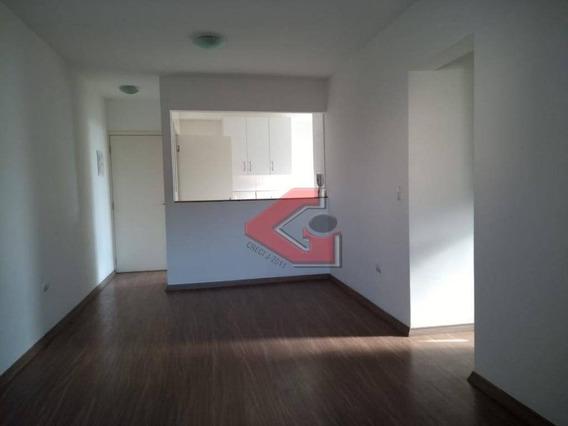 Apartamento Com 2 Dormitórios À Venda, 64 M² Por R$ 350.000 - Jardim Nova Petrópolis - São Bernardo Do Campo/sp - Ap2872