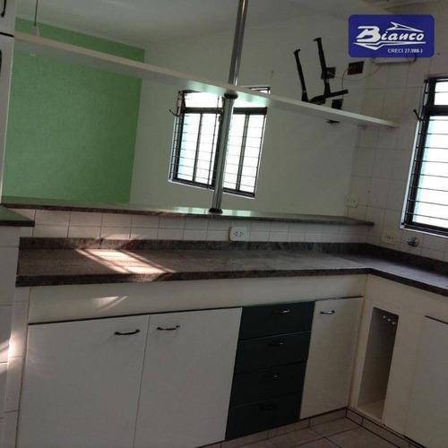 Imagem 1 de 23 de Casa Com 3 Dormitórios À Venda, 200 M² Por R$ 490.000,00 - Jardim Rosa De Franca - Guarulhos/sp - Ca0163