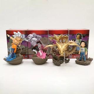 Dragon Ball Super World Coleccionable Diorama Volumen 2