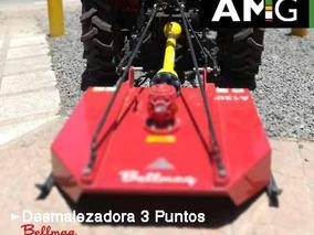 Desmalezadora 3 Puntos Bellmaq 1.20mts / 1.50mts / 2mts