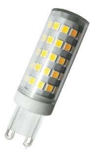 Lampara G9 Bi Pin 10w 3000k Blanco Calido Leuk - Stg
