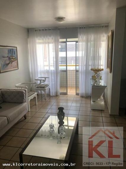 Apartamento Para Venda Em João Pessoa, Cabo Branco, 3 Dormitórios, 1 Suíte, 3 Banheiros, 1 Vaga - Ka 0902_2-967581