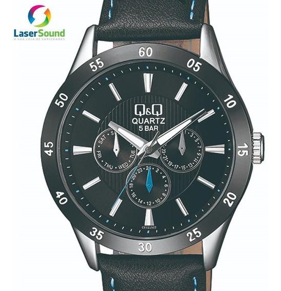 Relógio Q&q By Japan Masculino Ce02j522y C/ Garantia E Nf