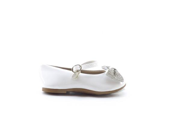 Zapatos Chatitas Moño Brilloso Molekinha Nuevas Liquidacion