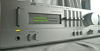Amplificador Jvc Ax 4 Impecable