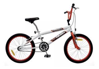Bicicleta Bmx Tomaselli Fanatics Niño Rodado 20 Usada