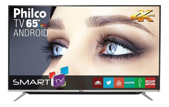 Smart Tv Philco 4k Android 65