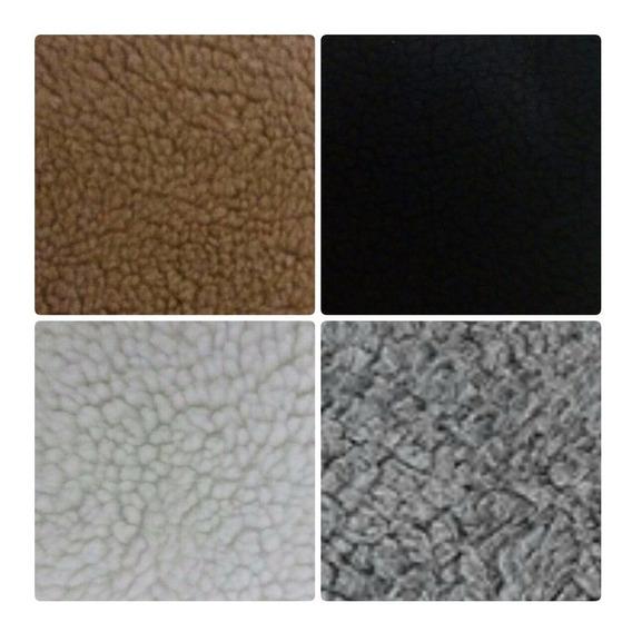 Tecido Carapinha Lã De Ovelha Pele De Ovideo Pelúcia (cores)