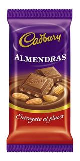 Tableta Cadbury 72grs - Barata La Golosineria