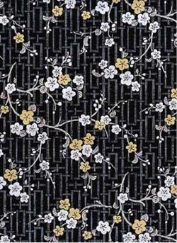 Papel Contact - Papel De Parede - Flores Oriental Decoração