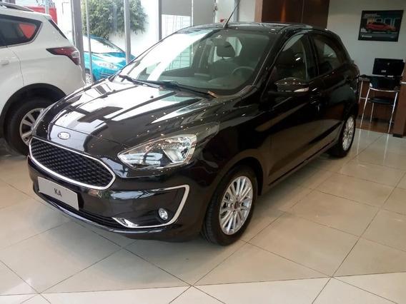 Ford Ka 1.5 Sel At 5 Puertas 2020