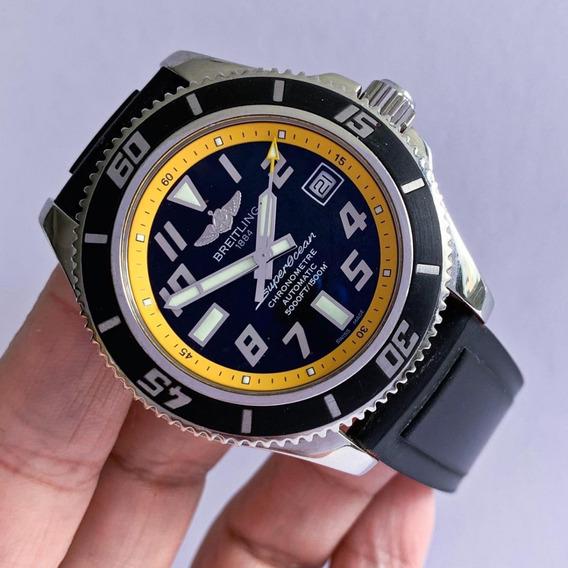 Breitling Superocean 42 Novíssimo Automático