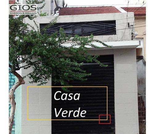 Casa À Venda, 130 M² Por R$ 650.000,00 - Casa Verde (zona Norte) - São Paulo/sp - Ca0272