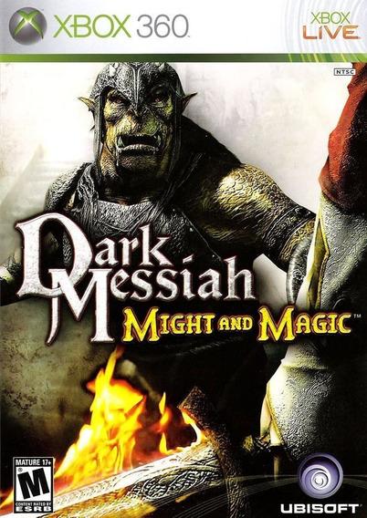 Dark Messiah Might And Magic Elements Lacrado Xbox 360!