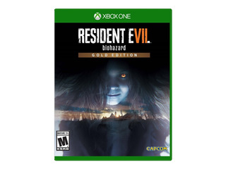 Resident Evil Gold Edition Xbox One Meses