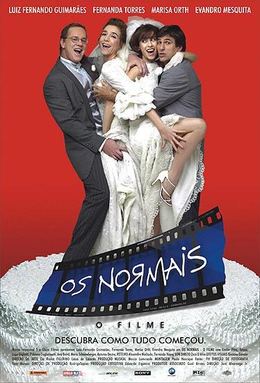 Dvd Os Normais O Filme