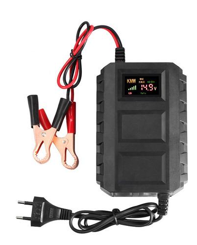 12v Kc-20a Intelligence Cargador De Batería Para Auto Motoci