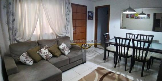 Casa Com 3 Dormitórios À Venda, 180 M² Por R$ 580.000,00 - Vila Carrão - São Paulo/sp - Ca0354