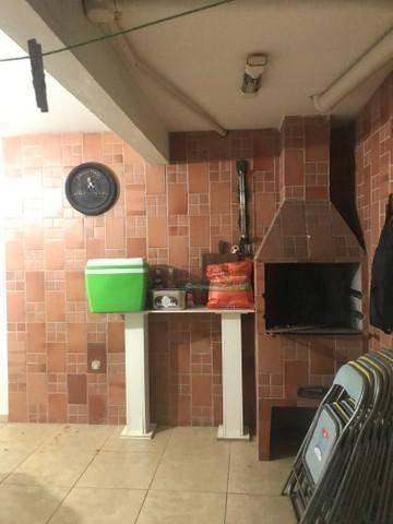 Imagem 1 de 9 de Sobrado Com 4 Dormitórios À Venda, 129 M² Por R$ 318.000 - Parque Califórnia - Jacareí/sp - So1306