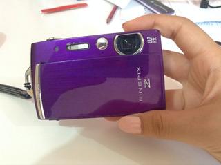 Camara Fujifilm Finepix Z110 14 Megapixeles