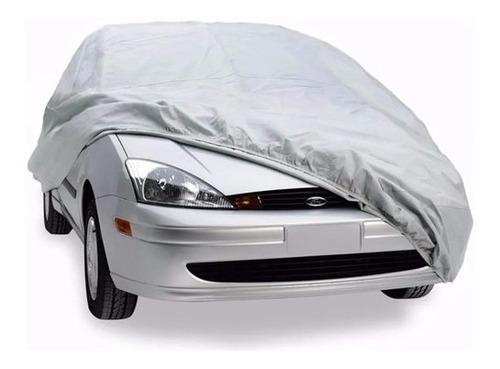 Imagen 1 de 2 de Cubre Auto Cobertor Lona Funda Tela Avion Talle S