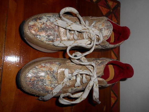 Zapatillas Urbanas Con Plataforma