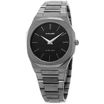 D1 Milano Ultra Thin Black Dial, Reloj Para Hombre A-utb02
