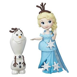 Disney Frozen Pequeño Reino Elsa Olaf