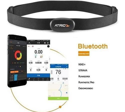Cinta Cardíaca Premium Bluetooth Ant+ Atrio Strava