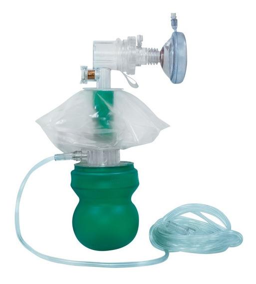 Resucitador Neonatal Con Mascara Y Reservorio Westmed