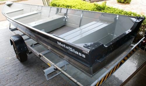 Barco Metalglass Aruak 600 Plus
