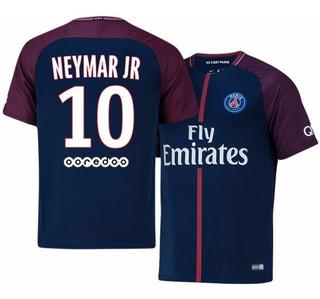 Camisa Psg 2017 Neymar - Promoção