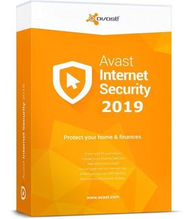 Avast Premium Security 2020 Para 10 Pc Por 3 Años