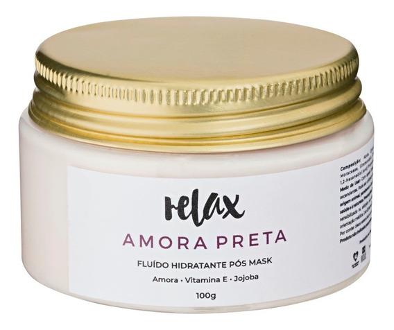 Relax - Hidratante Facial - Amora Preta