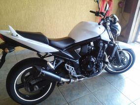 Suzuki Bandit 650s 2014 - Moto De Garagem 8.000 Km - Linda
