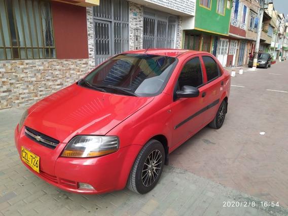 Chevrolet Aveo 2009 1.600