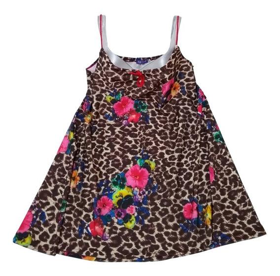 Vestido De Playa Solero Talle Grande Xxl Diseño Verano Chic!