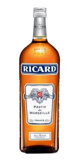Pastis Ricard 45 Envío Gratis Caba En El Día Botella Grande
