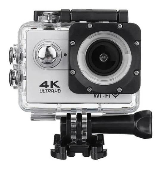 Câmera Action Go Pro Ultra Hd 4k Sport Wi-fi A Prova D